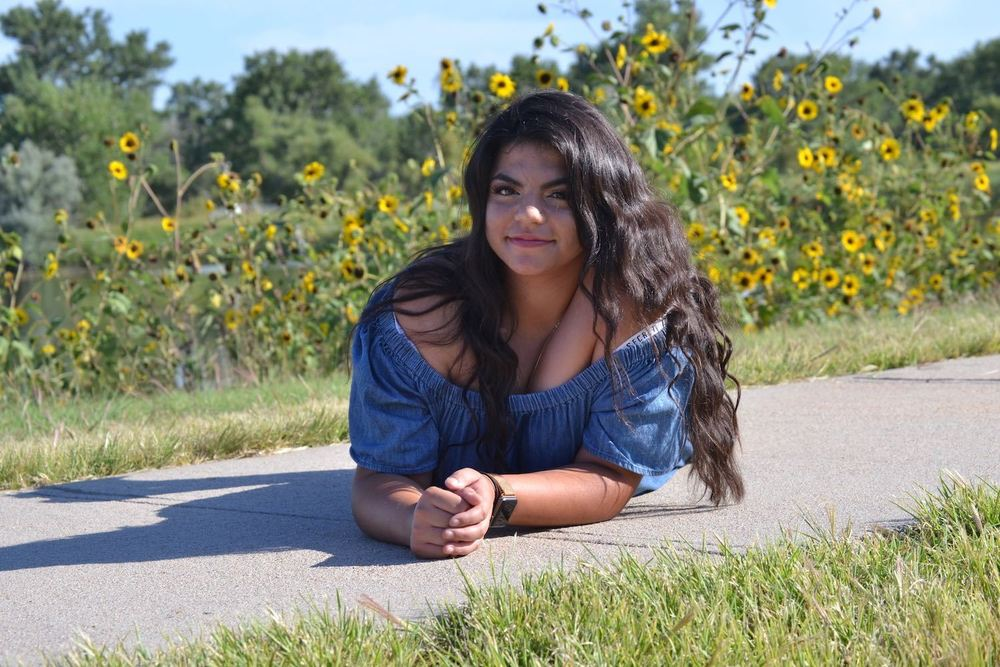 Senior Spotlight- Marion Anaya