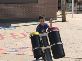 JES Gets New Playground!