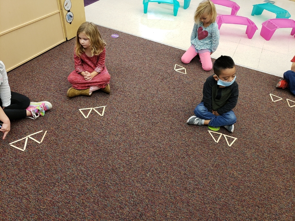 making triangles