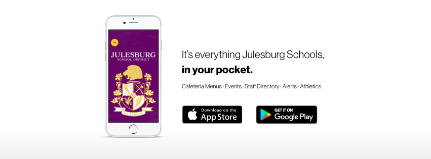 Download the Julesburg App