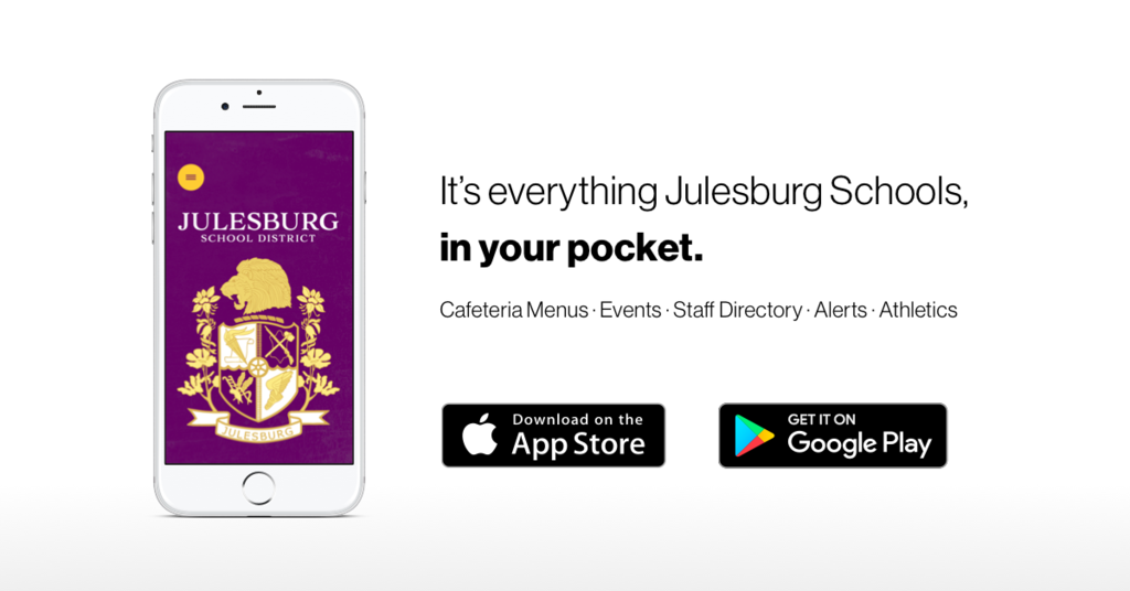 It's everything Julesburg in your pocket!