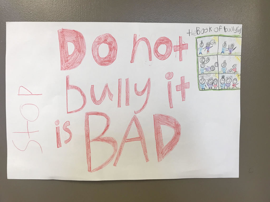Bully Prevention Poster