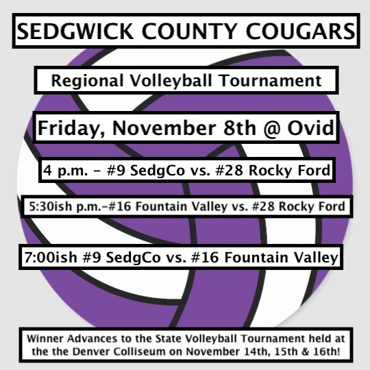 SCC Regional Volleyball Tournament