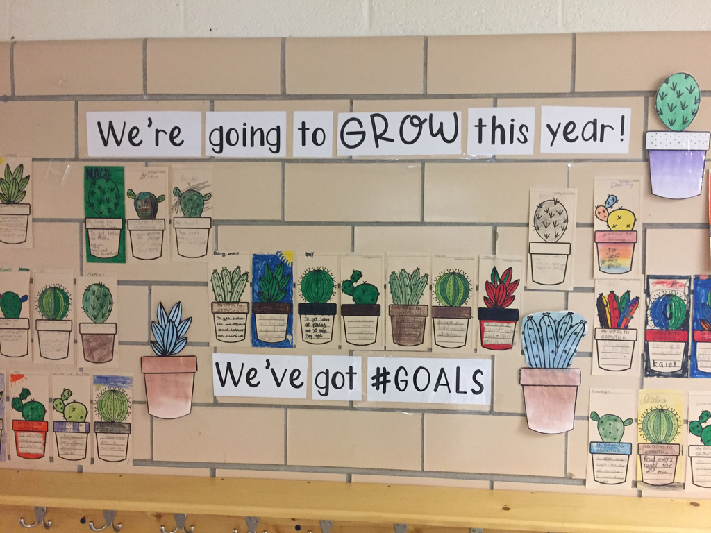 We're Going to GROW This Year!