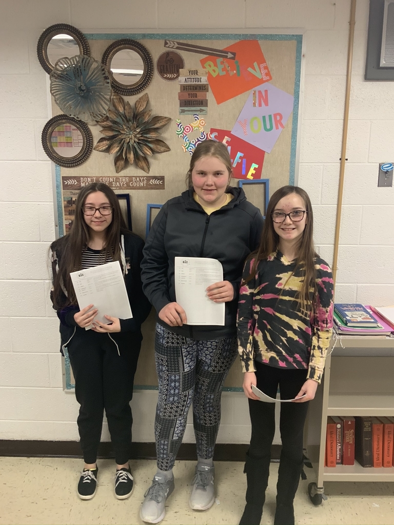 7th Grade Regional Spelling Bee Qualifiers