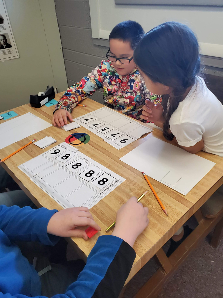 3rd Grade Place Value Game