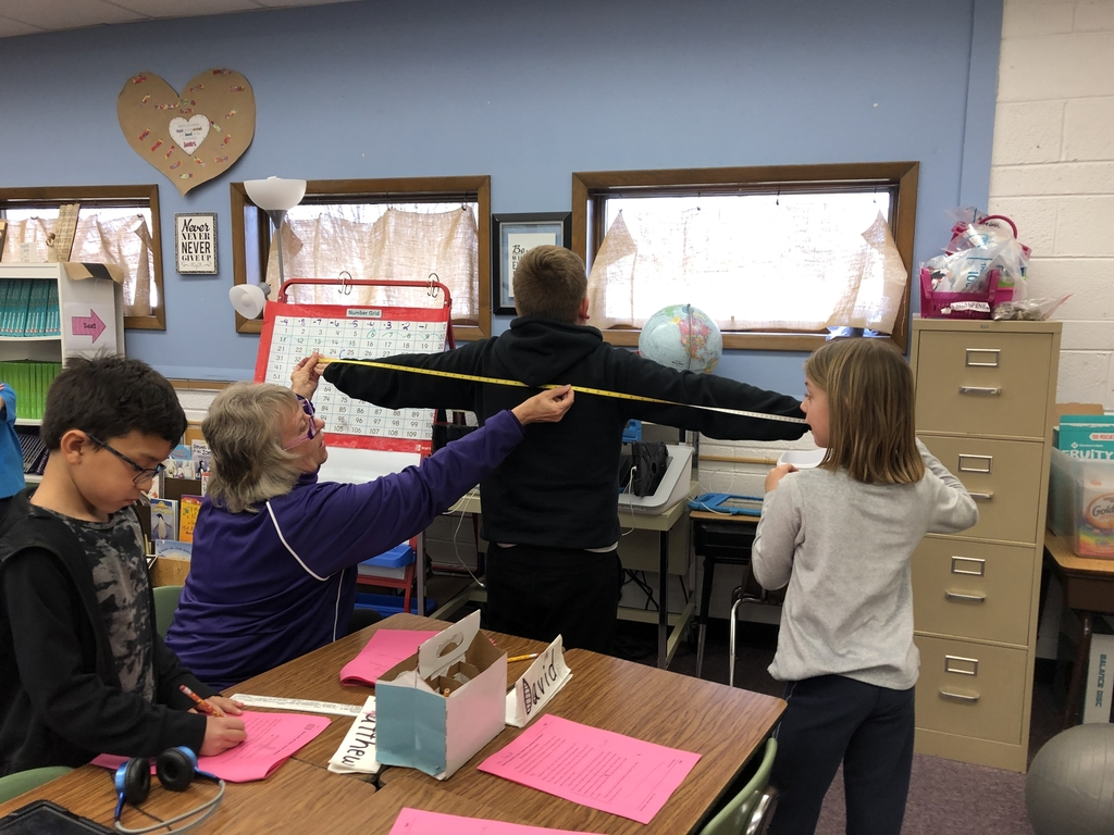 Measuring arm spans