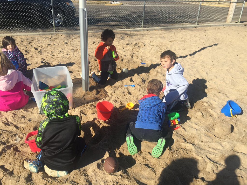 Tons of sandbox fun.